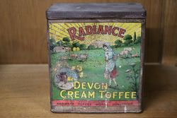 Radiance Toffee Tin