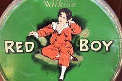 Red Boy Mint Rolls Tin