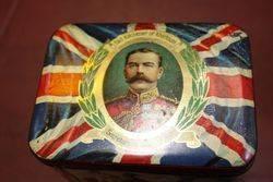 Ridgways Tea War Souvenir Pictorial tin