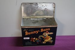 Riley+39s Bunny Bons Toffees Tin