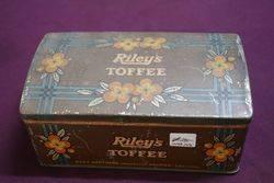 Rileyand39s Toffee Tin