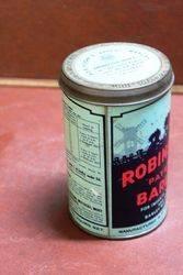 Robinsons Patent Barley Tin