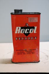 Rocol 1 lb Watch and Clock Oils Tin
