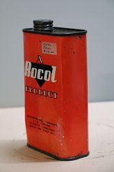 Rocol 1 lb Watch and Clock Oils Tin