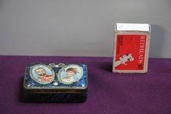 Rowntree Souvenir Tin