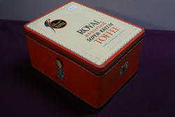 Sharps Royal Assorted Toffee Tin