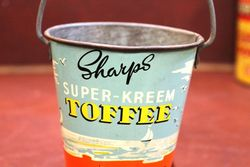 Sharps Super Kreem Toffee Bucket