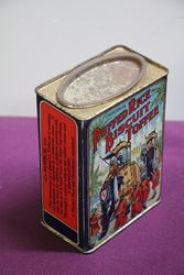 Sheldon And Pearson Ltd  Original Puffed Rice Biscuit Toffee Tin