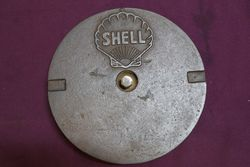 Embossed Shell Cast Tank Cover