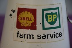 ShellBP Farm Service Quart Pourer