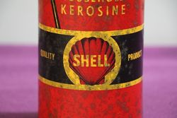 Shell Pennant Kero One Quart Tin