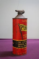 Shell Pennant Kero One Quart Tin