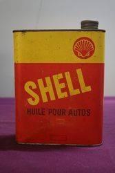 Shell Stickman 2 Litres Tin