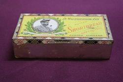 Shortbread Butter Tin