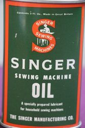 Singer Sewing Machine Oiler