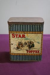 Star Toffee Tin