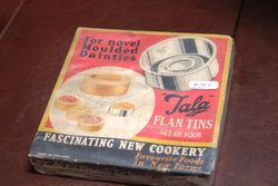 Tala Flan Tins Box And Packaging