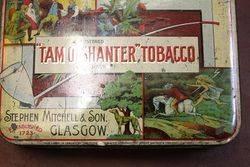 Tam Oand96 Shanter Tobacco Tin