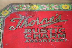 Thorneand39s Rustic Charm Assortment Toffee Tin