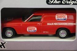 Trax The Originals TR12B Holden HZ Van Ampol Model Car