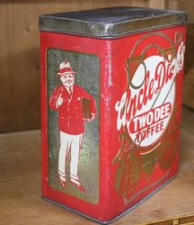 Uncle Dickand39s Toffee Tin