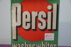 Unopened Persil Washing Powder