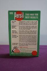 Unopened Persil Washing Powder