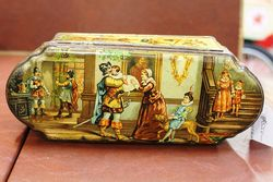 Victorian Mackenzie and Mackenzie Biscuit Tin