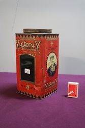 Victory V Gums and Lozenges Tin