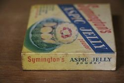 Vintage Aspic Jelly Powder