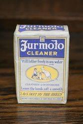 Vintage Furmoto Cleaner Packet.