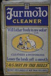 Vintage Furmoto Cleaner