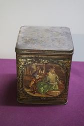 Vintage Pictorial Toffee Tin