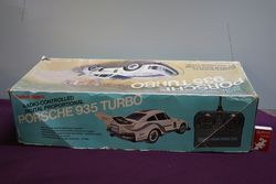 Vintage Radio Shack RC Digital Proportional Porsche 935