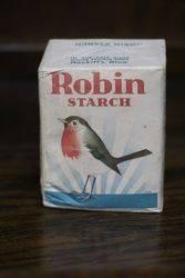 Vintage Robin Starch .Unopened.