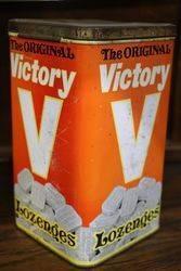 Vintage Victory Lozenges Tin