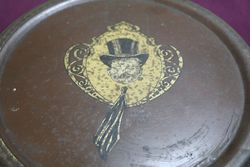 WM Livens and Co Newcastle College Boy Toffee Tin