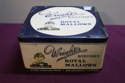 Wright's Biscuits Tin