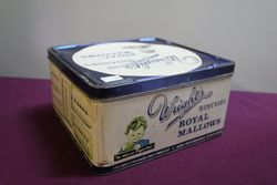 Wrightand39s Biscuits Tin