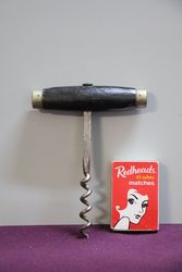 Antique Horn Handle Corkscrew