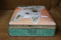 Pascalls Sweets Tin
